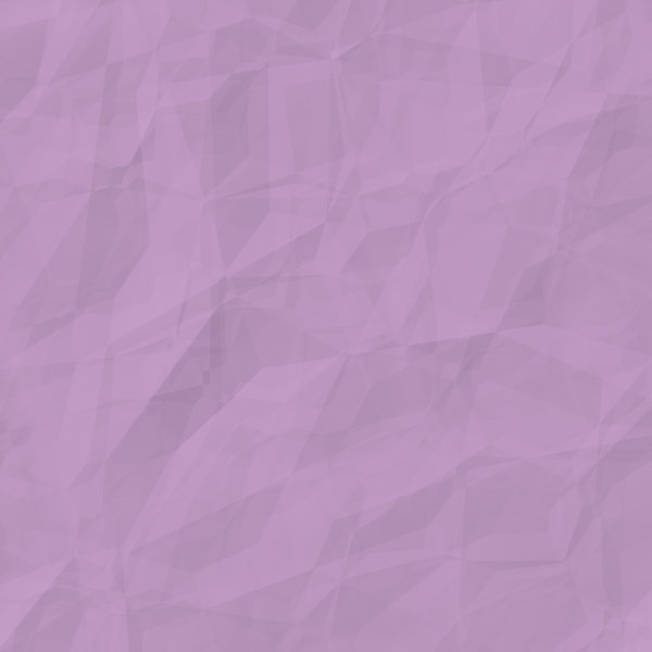Crumpled Coloured Paper Pink: A square piece of pink crumpled, wrinkled paper suitable for a great background, texture, fill, or design element.