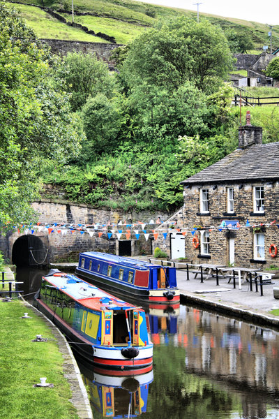 Yorkshire Canal: Yorkshire Canal