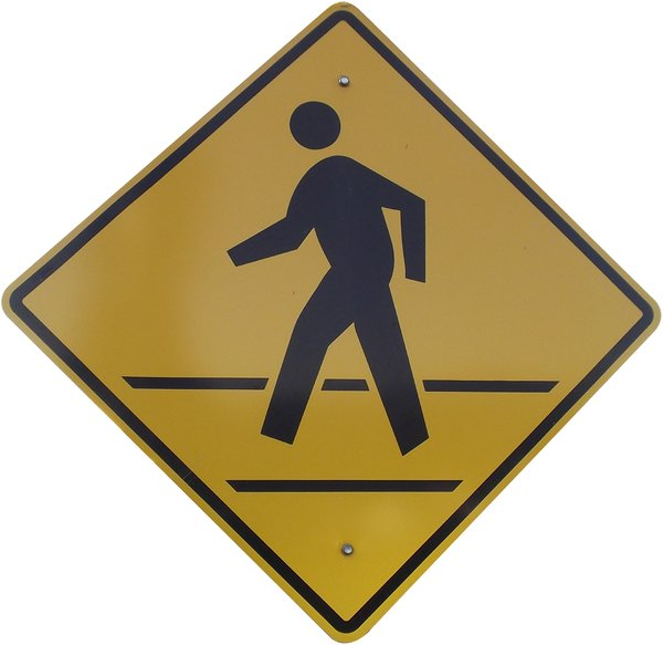 Crosswalk Sign: no description