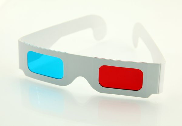 3D GLASSES: no description