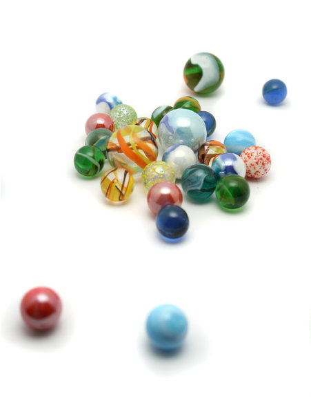 Marbles: Visit http://www.vierdrie.nlObject donated by: Jeannine Pachen