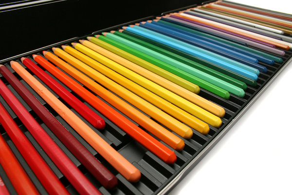 Colour Pencils: Visit http://www.vierdrie.nl