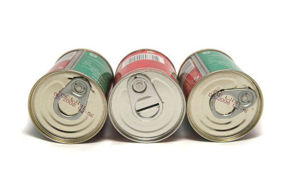 Tin cans: Visit http://www.vierdrie.nl