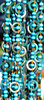 sunlit turquoise beads