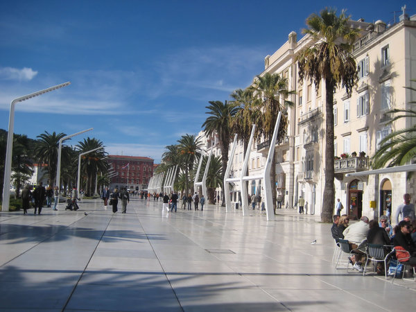 split: split,croatia