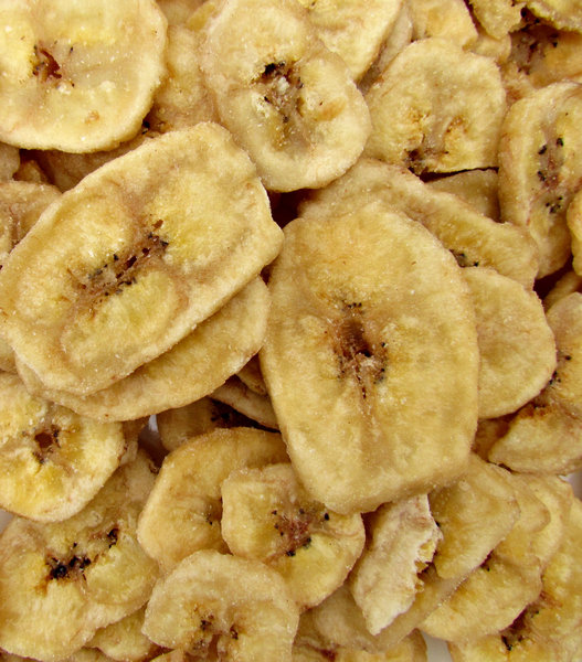 banana chips - sweet3: sugar sprinkled and sweetened banana chips