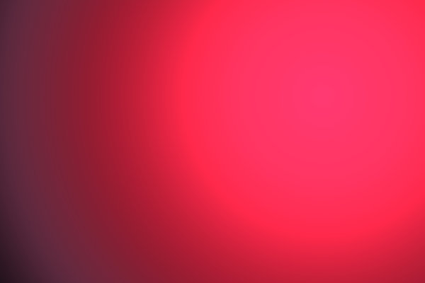 Light Effect Red: A red gradient background with a spot light effect.
