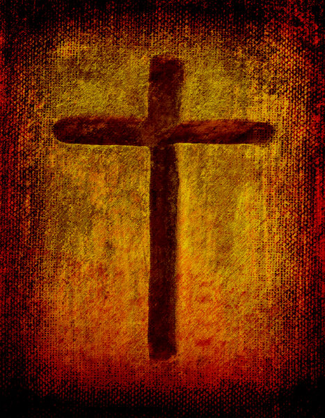 Grungy Cross 4: Variations on a grungy cross.