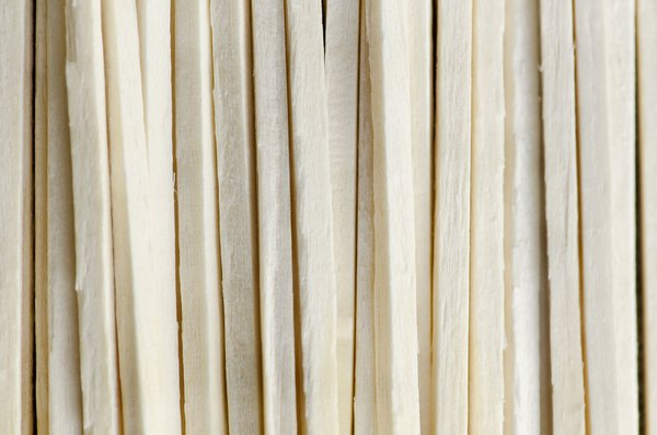 Match-stick texture: wooden sticks texture