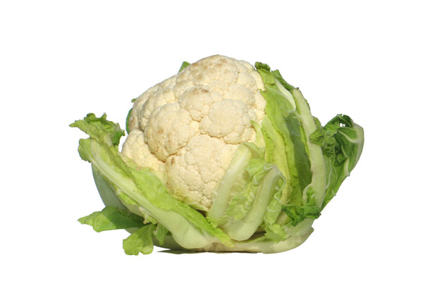 cauliflower: none