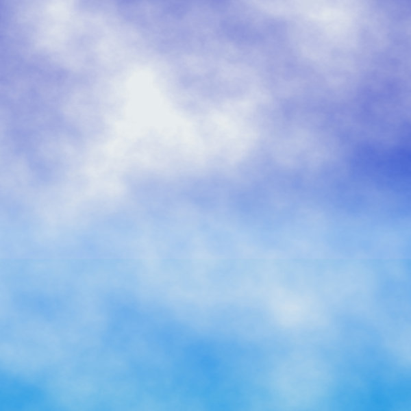 Sky, Sea Background 1: Blue skies over what could be water. A beautiful background that can represent many things. Not to be offered for download or sale on other sites.