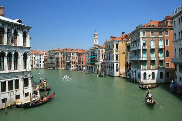 Venice 2: The Grand Canal, Venice, Italy.