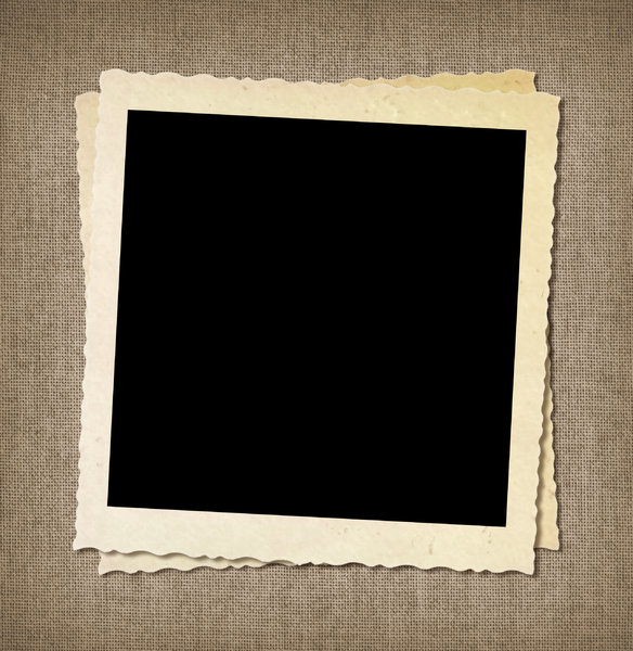 Photo Frame 7: Variations on a retro photo frame.