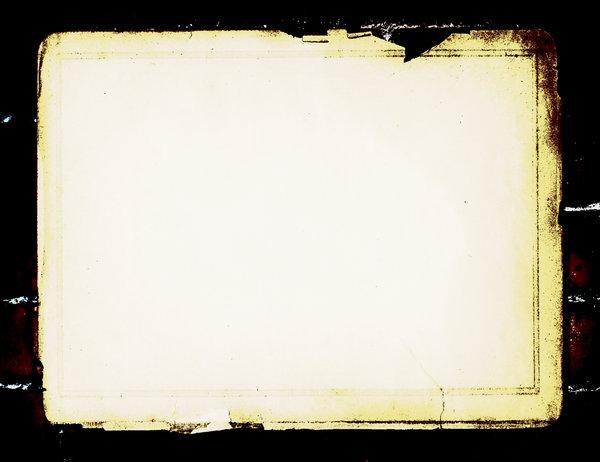 Vintage Poster 4 Old Blank Poster
