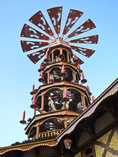 german christmas pyramid german christmas pyramids are wooden towers decorated with sculptures and carvings of