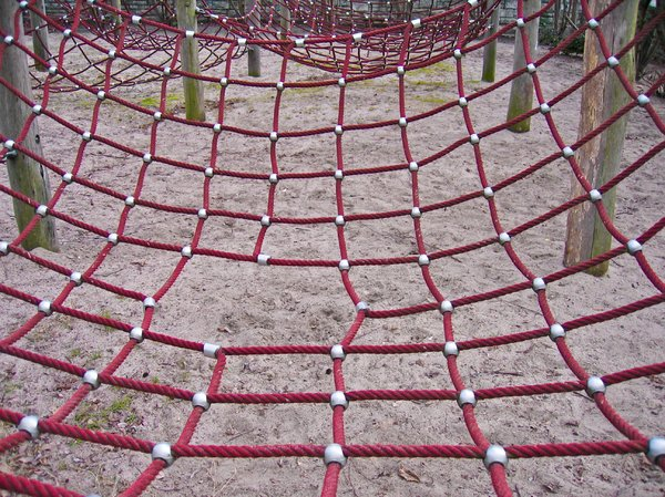 How To Make A Diy Rope Playground Ropes Directropes Direct