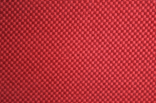 Red fabric: Red fabric background