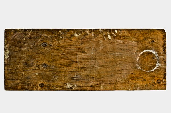 Grungy Plywood Board: An old piece of plywood I found in the garage.