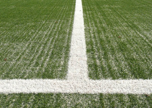 Soccer Field 3: Middleline of a soccer field