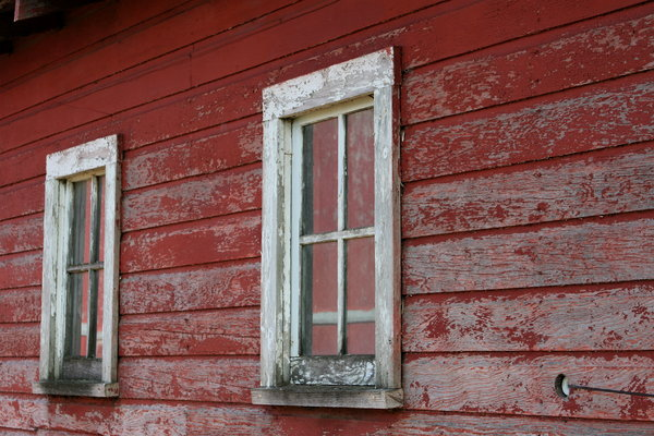 Barn Windows: old barn windows