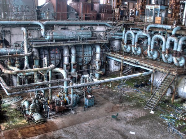 Industrie Decay: