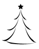 Christmas Tree Icon 4