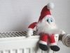 Santa on the heating