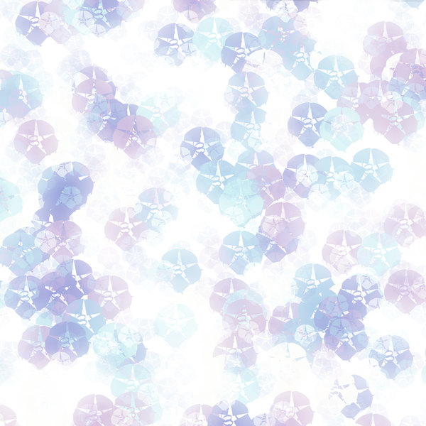 Soft Pattern Background 2: A soft, colourful modern pattern, useful for a background, fill, texture, etc.