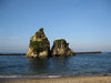 Two Sea Rocks