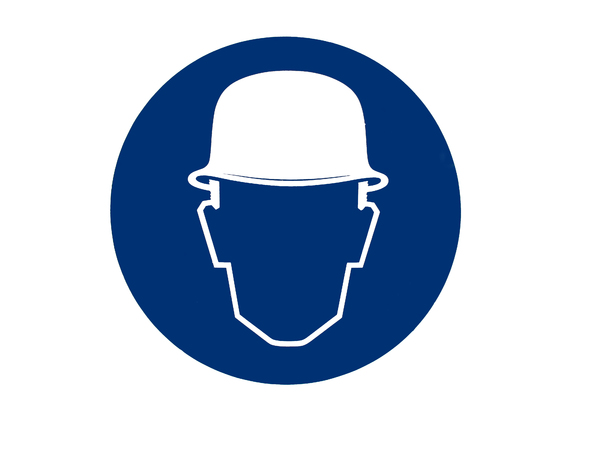 safety helmet logo: safety helmet logo