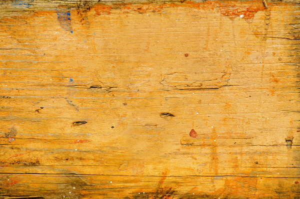 Wood texture: orange wooden background