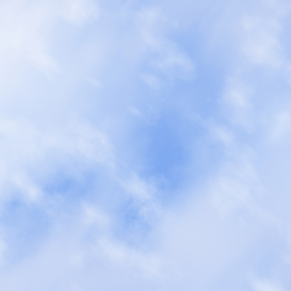 Cloudy Sky 6: A rendered realistic cloudy sky. You might prefer this: http://www.rgbstock.com/photo/2dyVw9Q/Clouds+in+Spring+Sky