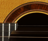 Custom Guitar Inlay Detail