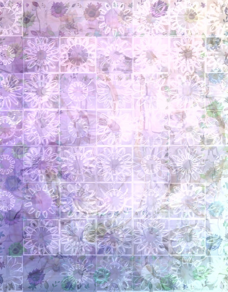Dreamy Pastel Background 1: A beautiful feminine abstract floral background. Could be paper, texture, background, fill, card, gift wrapping, flyer, cover - anything.