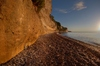 Chalk cliff - HDR
