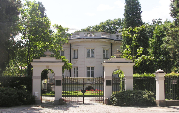 Konstancin villa: An old villas and residences from Konstancin.