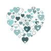 I Heart blue