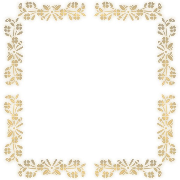 Pretty Floral Border 6: Delicate and pretty floral border or frame on a white background, with a 3d effect. You may prefer thihttp://www.rgbstock.com/photo/2dyWhYD/Scribbly+Border+3s: