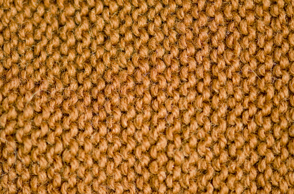 brown knitting pattern: wool texture