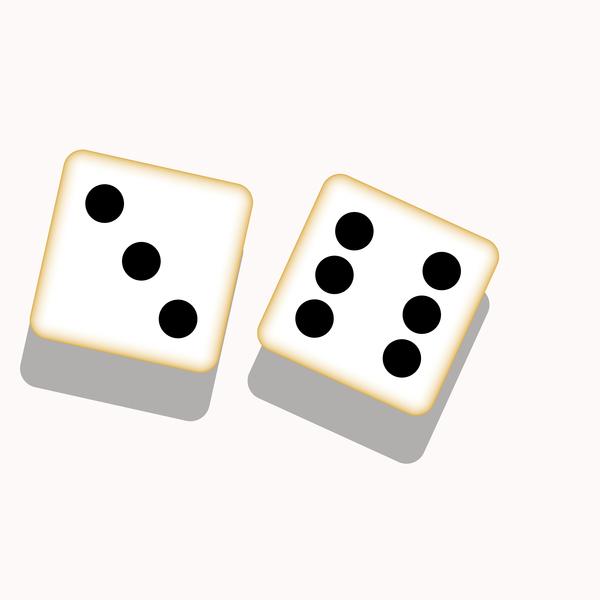 2 dice