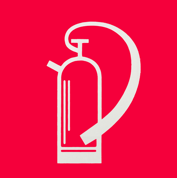fire extinguisher logo: fire extinguisher logo