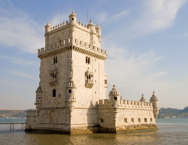 Belem Tower of Lisboa: Canon 30DSigma 18-50 EX DC
