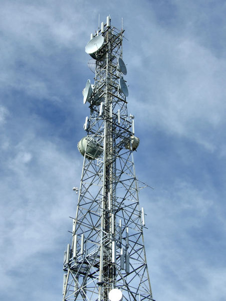 communications tower1: multi-system communication tower
