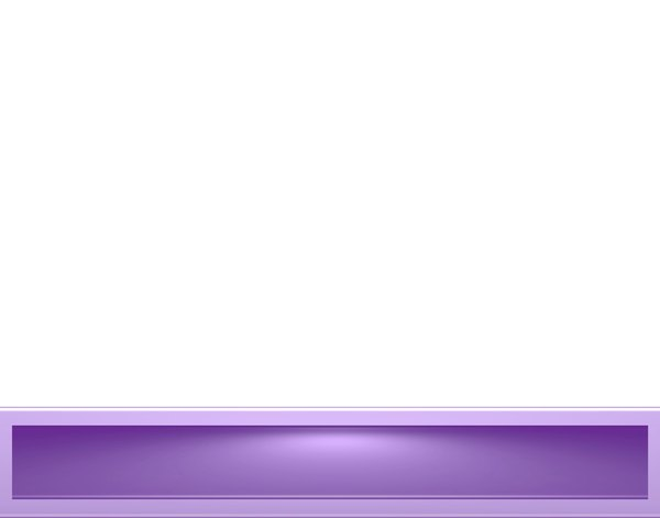 Banner With Lighting 7: A blank banner with a coloured 3d rectangular base border with a lighting effect.
