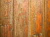 vertical orange wood texture
