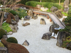 meditative zen garden