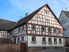 rural half-timbered house