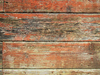 orange weathered wood texture