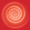 Swirl background red