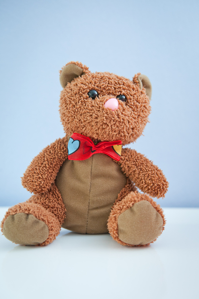 Teddy Bear 3: Photo of cute teddy bear
